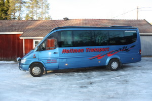 Hellman Transport Buss 22